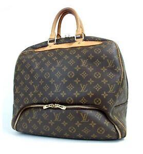 LOUIS VUITTON M41443 Evasion travel Handbag VI0091 Boston bag PVC/leather [Used]