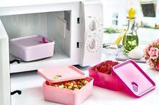 Aufbewahrungsbox 3 Teilig Pink Weiß Kunststoffbox Plastikbox Vorratsdose Box