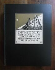 Edgar Allan Poe ~ Tales of Mystery and Imagination ~ Illustrated by Harry Clarke