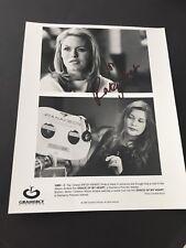 PATSY KENSIT  'Grace Of My Heart' signed Presse-Foto 20 x 25 Autogramm