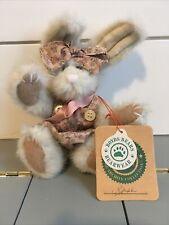 New ListingVintage Jb Bean Boyds Bears Bunny Rabbit Rose Easter Cute