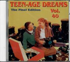 V.A. - TEEN-AGE DREAMS Vol.40 Popcorn & Teenage CD