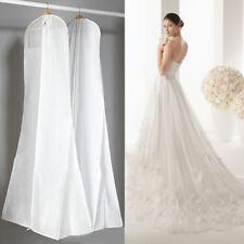 180cm Hochzeit Kleidersack Kleiderschutzhülle Kleiderhülle Brautkleidhülle Neu
