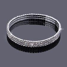 Row Shiny Tennis Rhinestone Jewelry Ankle Anklet Crystal Bracelet
