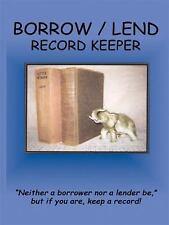 Borrow  Lend Record Keeper