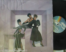 Body ~ Self Titled ~ Vinilo Lp Usa PRESSING