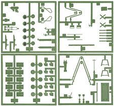 Roco 1/87 HO Scale 'US Maintenance Set' Kit Item #576