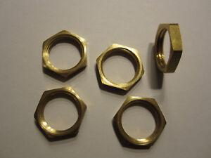 """4 UNC-Hexagon Mutter 1//2 Zoll-13 A4 Edelstahl Packungsgr/""""/áe"""