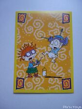 Autocollant Stickers Les Razmoket Rugrats Nickelodeon N°109 / Panini 1999
