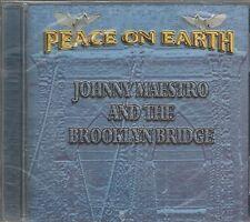 BROOKLYN BRIDGE W/JOHNNY MAESTRO CD -  Peace on Earth  Jabb Label