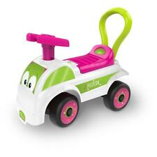 FUNBEE Girls My First Ride-On with Push Bar, Multi-colour (OFUN24-M)