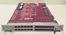 SPIRENT TESTCENTER EDM-2003A 12PORT 1G DUAL MEDIA HYPERMETRICS AP TEST MODULE