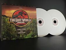 The Lost World Jurassic Park Laserdisc Widescreen Edition 2 Discs Spielberg