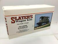 Slaters 7033 O Gauge LNER/BR Brake Van Kit