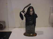2004 NECA the CROW Eric Draven LTD ED BUST #87/5000 w/removable CROW