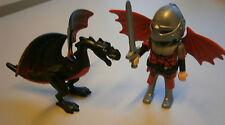 Playmobil * Drachenritter + Schwarzer Drache * Neu * Limitierte Figuren
