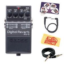 Boss RV-5 Reverb Guitar Effect Pedal