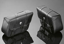 SUZUKI VS750 VS800 VS1400 Intruder Saddlebags, Pannier bags, Panniers (02-2612)