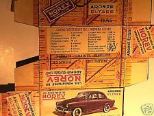 REFABRICATION BOITE SIMCA ARONDE 1956/58 NOREV