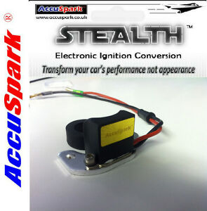 POSITIVE EARTH AccuSpark Electronic ignition kit for Morris Minor 1000