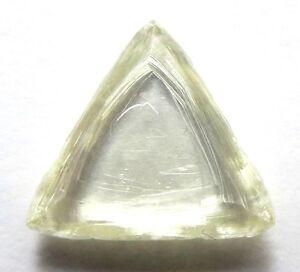 1.87 Karat Uncut Raw Grobem Diamant Maccle