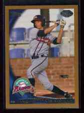 ANDRELTON SIMMONS 2010 Topps Pro Debut Gold Rookie /50 #276