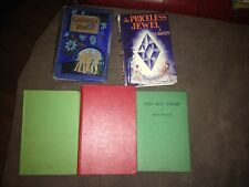 5x vintage childrens books GULLIVERS TRAVELS and others
