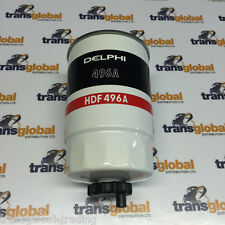 Land Rover Discovery 1 200tdi Fuel Filter - Quality DELPHI Branded - BR 0278