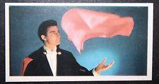 Magic Trick  Mid Air Silk HankyTrick     Vintage Card  VGC