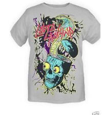 Cobra Starship Skull Music punk rock  t-shirt  L-XL   NEW