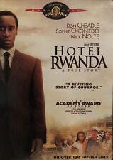 Hotel Rwanda (Dvd) Don Cheadle, Nick Nolte