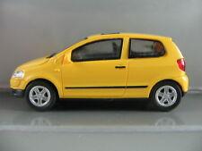 NOREV/VOLKSWAGEN 5z0 099 301 y1c VW FOX (2005) dans Sonnengelb 1:87/h0 Nouveau/Neuf dans sa boîte