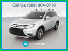 2018 Mitsubishi Outlander SEL Sport Utility 4D Electric Power Steering Alloy Wheels Side Air Bags Bluetooth Wireless Active