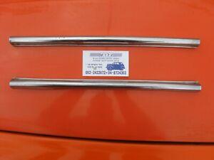 Hino Contessa 1300 REAR GRILLE Chrome Bezel Surround Trim Side Lower LH + RH