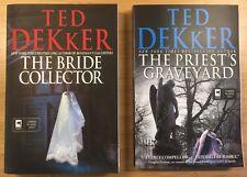 Ted Dekker ~ Bride Collector + Priest's Graveyard ~ Advance Reading Copy ~ RARE