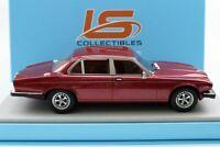JAGUAR XJ6 model road car Green Blue Red or Silver 1:18 LUCKY STEP 025A 025B C D