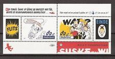 NVPH Nederland Netherlands nr 1715 sheet MNH 1997 Comics Strips Suske en Wiske