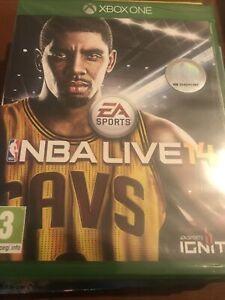 NBA Live 14 (Microsoft Xbox One, 2013) - European Version Sealed