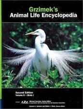 Grzimek's Animal Life Encyclopedia: Birds-ExLibrary