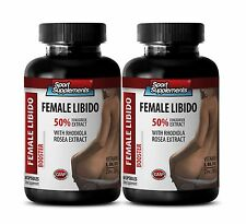 Intimate Toys - FEMALE LIBIDO BOOSTER - Promotes Sexual Vitality Capsules 2B