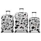 """3 Piece Set (20/24/28"""") Hardside Luggage with Spinner Wheels,Camouflage US Stock"""