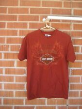 *** FROG - Conway, Arkansas *** Medium Cotton Faded Harley-Davidson T-Shirt