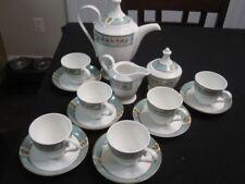 Juego de té vintage