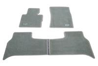 Genuine Range Rover L322 LHD Rubber/Carpet Mat Set (Slight Mark) - EAH000320LUP