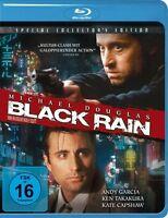 BLACK RAIN  (MICHAEL DOUGLAS, ANDY GARCIA,...)  BLU-RAY NEU