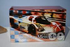 Exoto Sauber Mercedes C9 Spa 1987 Mike Thackwell #61 Kouros 1:18 Diecast 18192