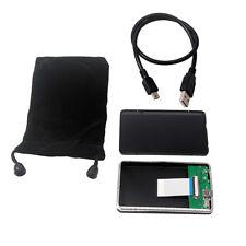 "USB 2.0 bis 1.8 ""CE ZIF 40Pin Festplattenlaufwerk Festplattengehäuse"