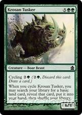 KROSAN TUSKER Commander 2011 MTG Green Creature — Boar Beast Com