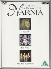The Lion, The Witch & The Wardrobe 1988 BBC TV Series New & Sealed R2 & R4 DVD