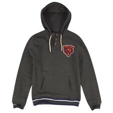 Mitchell & Ness Chicago Bears Charcoal Audible Pullover Hoodie L